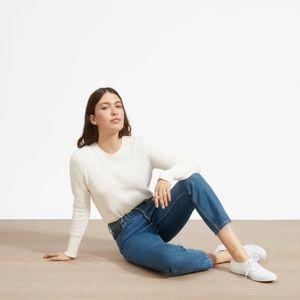 EVERLANE • cotton sweater